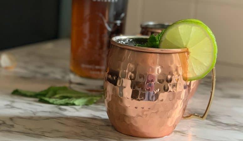 Kentucky Mule: A Great Spring Drink